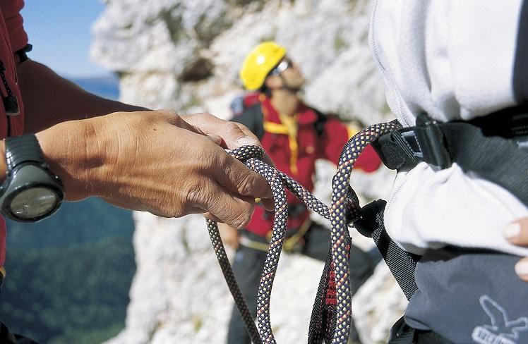 Die Dolomiten sind vor allem Alpin- und Sportkletterern ein Begriff. Sie bieten zahlreiche Routen in allen möglichen Schwierigkeitsgraden an.